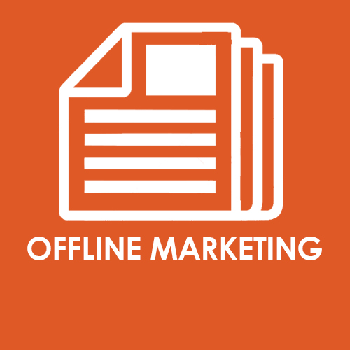 Offline Marketing at Sj Online Solutions