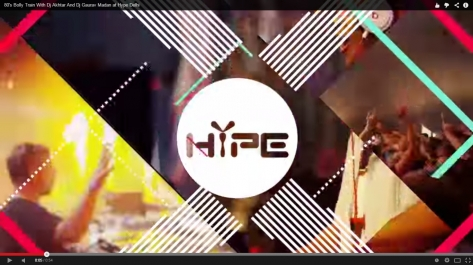 Video Designing Service For Hype Club, New Delhi