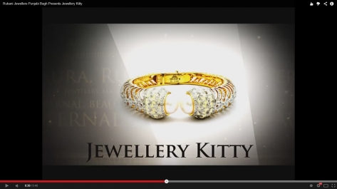 Video Designing For Jewellery Kitty For Rubani Jewellers