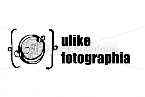 Logo Designing For U-Like Fotographia