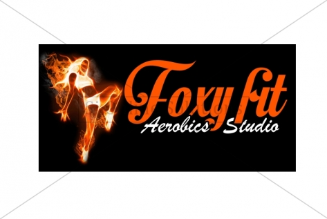Logo Design For Foxy Fit Gym
