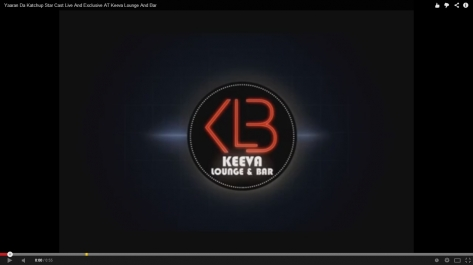 Video Designing Service For Keeva Club And Lounge