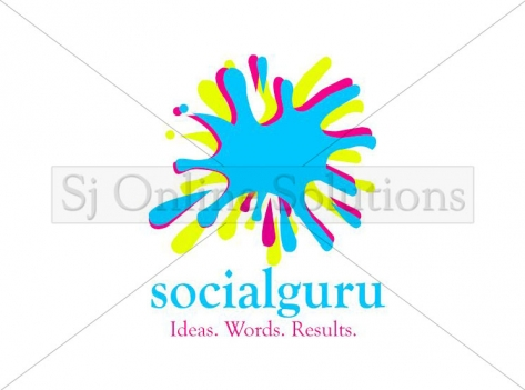 Logo Designing for Social Guru, Singapore