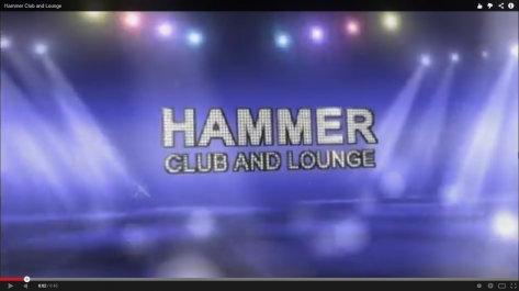Video Making Service For Parties At Club Hammer