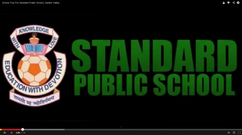 Video Making Service For School Tour Of Standard Public School, Garden Valley, Punjab